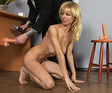 Undressing domination videos have